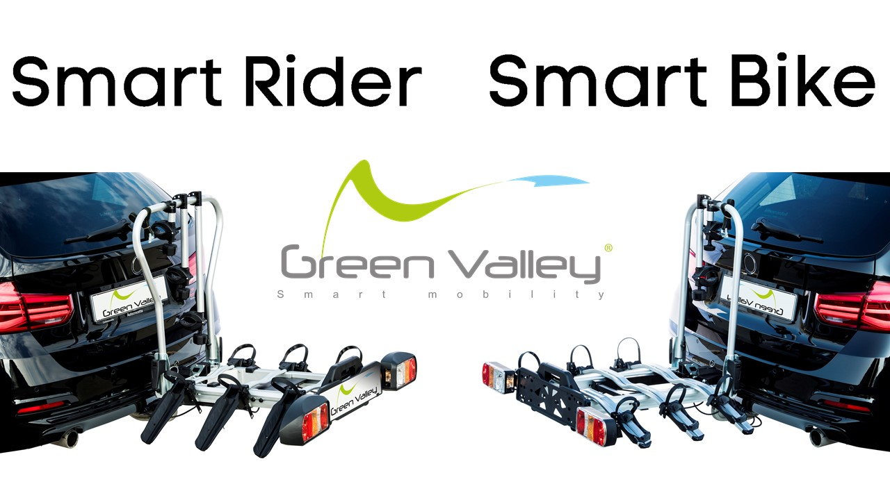 Smart Rider & Smart Bike by Green Valley